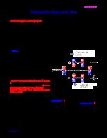 Các phản ứng peri hóa