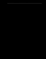 SỰ CẦN THIẾT VÀ GIẢI PHÁP CƠ BẢN ĐỂ PHÁT TRIỂN KINH TẾ NÔNG THÔN Ở NƯỚC TA TRONG THỜI KÌ QUÁ ĐỘ LÊN CHỦ NGHĨA XÃ HỘI.DOC
