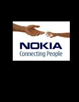 Thuyết trình về công ty Nokia hình thành và phát triển.doc
