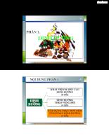 Bài giảng môn dinh dưỡng trong công nghệ thực phẩm 4