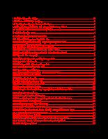 Một số thủ thuật với MS Word