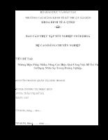 Những Biện Pháp Nhằm Nâng Cao Hiệu Quả Công Việc Bố Trí Và Sử Dụng Nhân Sự Trong Doang Nghiệp.doc