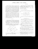 Tuyển tập 30 năm Tạp Chí Toán Học và Tuổi Trẻ (part3-5)