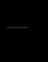 Hấp phụ trao đổi cation - Quy luật phản ứng hấp phụ cation