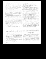 Tuyển tập 30 năm Tạp Chí Toán Học và Tuổi Trẻ (part4-2)