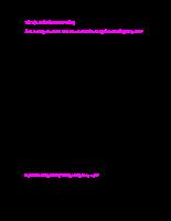 Tài liệu Tài liệu nuôi tôm chính thống (Cẩm nang câu hỏi dành cho người nuôi tôm) - phan 2.pdf