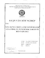 Xây dựng chiến lược kinh doanh của công ty Pungkook Saigon II đến năm 2012.pdf