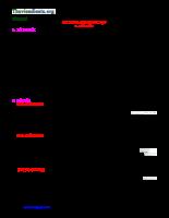 Chuyên đề đại số, số phức tổng hợp