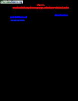 Các bài tập về nhóm sắt và nhôm