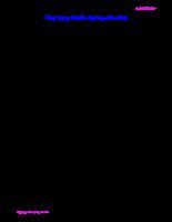 Ứng dụng chuẩn độ oxy hóa khử
