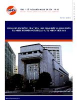 đánh giá tác động của thảm họa động đất và sóng thần tại nhật bản đến ngành cao su tự nhiên việt nam.pdf