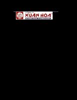 Một số giải pháp nhằm nâng cao giá trị thương hiệu Xuân Hoà tại thị trường Việt Nam.docx