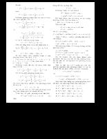 Tuyển tập 30 năm Tạp Chí Toán Học và Tuổi Trẻ (part3-3)