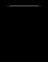 QUAN HỆ VIỆT NAM – ASEAN TỪ 1991 ĐẾN NAY.DOC
