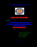 Giải pháp hoàn thiện hoạt động tín dụng tại Agribank - CN Sài Gòn - PGD Số 2.doc