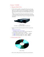 Tổng quan về máy vi tính - Chương 7