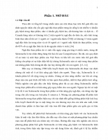 các chủng Salmonella trên các nhóm thực 1