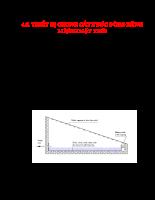 Năng lượng mặt trời Lý thuyết và Ứng dụng - Chương 4.5