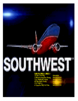 Cac TỔNG QUAN VỀ SOUTHWEST AIRLINES.doc
