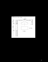 Bài tập lớn cơ học đất K475-Đh Xây Dựng