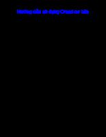 Hướng dẫn sử dụng phần mềm vẽ mạch orcard - P1