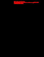 Sinh học phân tử - Phụ lục