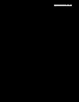 Giáo trình Âu tàu - Danh mục kí hiệu