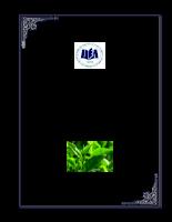 Các yếu tố ảnh hưởng đến quyết định mua sản phẩm trà xanh của công ty urc việt nam