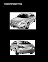 Ô tô Camry 3.5Q - Phần 2- C2