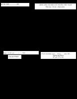 Bảng kê hồ sơ Điều chỉnh thân nhân do mượn hồ sơ người khác tham gia Bảo hiểm xã hội 305
