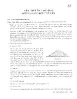 Sổ tay hàng hải - T2 - Chương 37