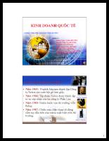 Slide phân tích kinh doanh ở 2 thị trường của Nokia Việt Nam và Hoa Kỳ.pdf