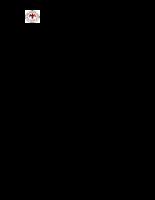 Hướng dẫn vận hành lọc bụi điện bs - 780
