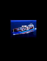 Thực trạng và giải pháp phát triển vận tải container tại Việt Nam - tiểu luận