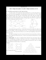 Giáo trình toán rời rạc - Chương 4