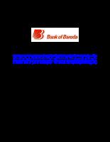 Đề thi vị trí nhân viên tập sự vào ngân hàng Baroda
