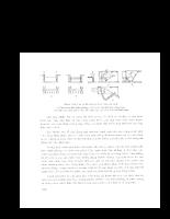 Nguyên lý và thiết bị trong các nhà máy điện - P5