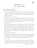 Sổ tay hàng hải - T2 - Chương 28