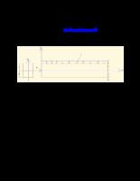 Bài tập lớn Cơ học môi trường liên tục - P2