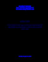 tình hình đào tạo thương mại điện tử tại các trường đại học và cao đẳng năm 2010.doc