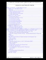 HÒA HỢP CẤU TRÚC VÀ KIỂM SOÁT CHIẾN LƯỢC CẤP KINH DOANH TẠI CÔNG TY SX – TM KIM SƠN (SON KIM MANUFACTURING & TRADING CORP).doc