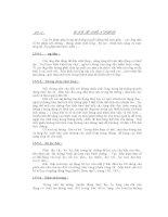 Truyền động thể tích - Các bộ phận phụ