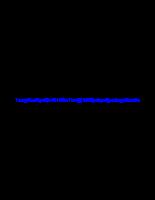 Chất lượng nước và tích lũy vật chất dinh dưỡng trong ao nuôi cá tra (Pangasianodon hypophthalmus Sauvage, 1878) thâm canh ở quận ô môn, thành phố cần thơ