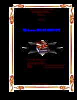 Mẫu bìa báo cáo 3