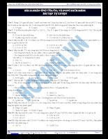 Bài 23: Phản ứng của CO2 và dung dịch kiềm