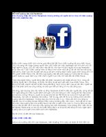 Nỗi khổ quảng cáo của Facebook