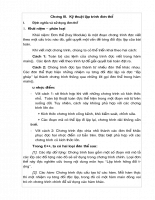 Đề cương Ngôn ngữ lập trình C++ 02
