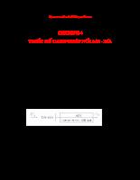 Điều khiển động cơ điện một chiều - Chương 4
