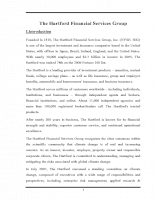 The Hartford Financial Services Group.doc