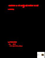 Tài liệu Vi xử lý - chương 2